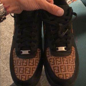Nike af1 xfendi custom